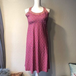 Prana cali dress very berry botanica